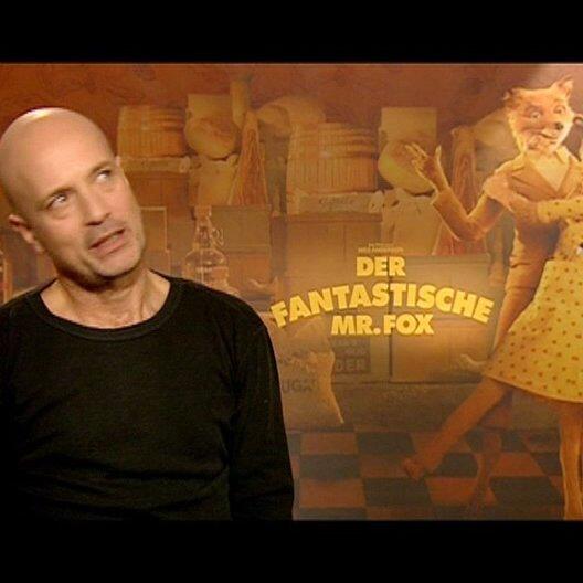 Christian Berkel über die Vorbereitung auf die Synchronarbeiten - Interview