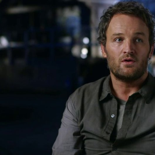 Jason Clarke - Malcolm - über den Film - OV-Interview