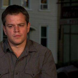 Matt Damon über seine Hoffnungen für die Zuschauer - OV-Interview Poster