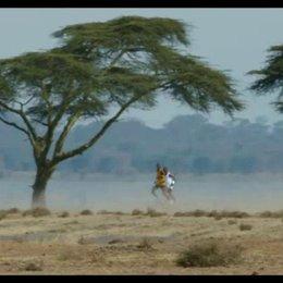 Henry und sein Begleitläufer Joseph beim Lauftraining - Szene Poster