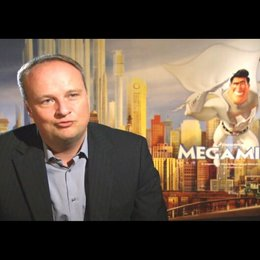 Oliver Welke (deutsche Stimme Metroman) über die Emotionen im Film - Interview
