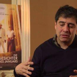 Hossein Amini - Regisseur - über Viggo Mortensen als Chester - OV-Interview Poster