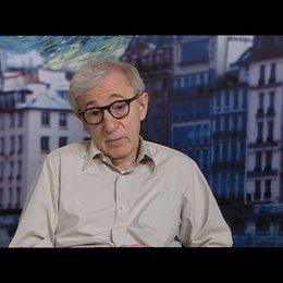 Owen Wilson (Gil) und Woody Allen (Regie) über Paris - Allen - OV-Interview Poster