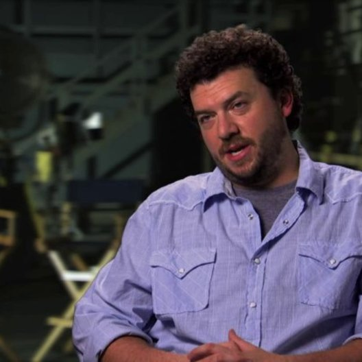 Danny McBride über die Dreharbeiten - OV-Interview Poster