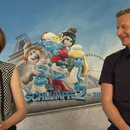 Michael Kessler & Christiane Paul -Hauie & Zicki- über die gemeinsame Arbeit - Interview