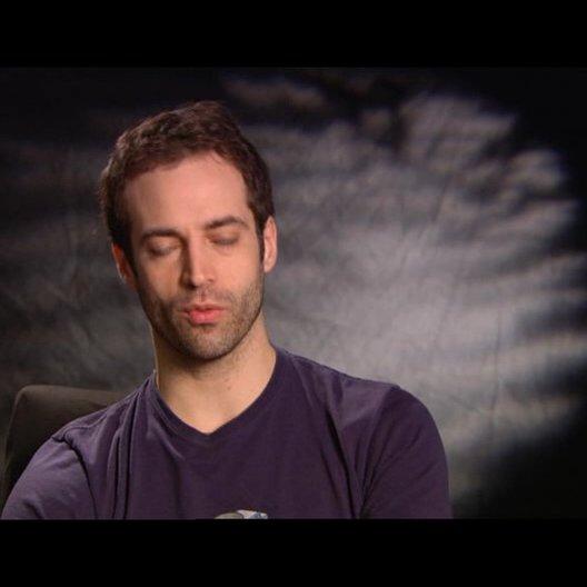 Benjamin Millepied über die Arbeit mit Darren Aronofsky - OV-Interview