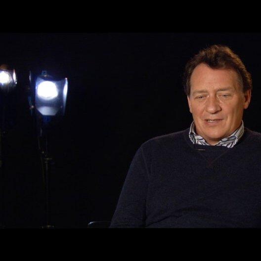 Gary Lucchesi - Produzent / über den Reiz des Projektes - OV-Interview