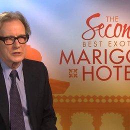 Bill Nighy über die Geschichte des Films - OV-Interview