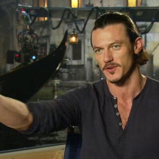 Evans über die Kampfszenen in 3d - OV-Interview