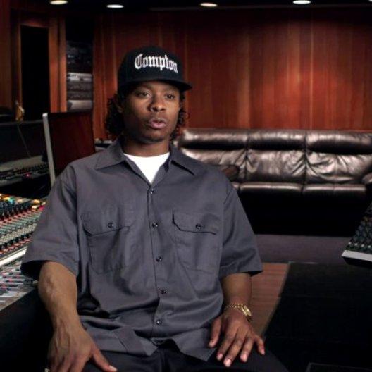 Jason Mitchell über die Beziehung von Eazy und Ice Cube - OV-Interview