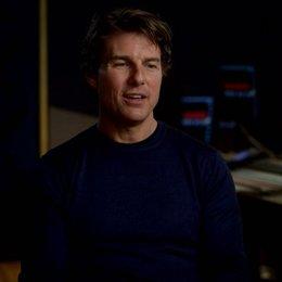 Tom Cruise (Ethan Hunt) über den Boesen im Film - OV-Interview Poster
