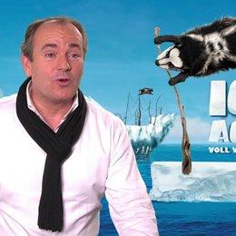Wolfram Kons über die Ehre bei Ice Age mitzumachen - Interview Poster