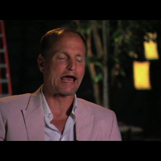 Woody Harrelson über Ähnlichkeiten mit seiner Rolle - OV-Interview