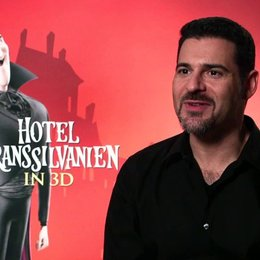 Rick Kavanian über das Hotel Transsilvanien Teil 2 - Interview Poster
