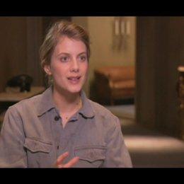 Melanie Laurent über Tarantino als Regisseur - OV-Interview