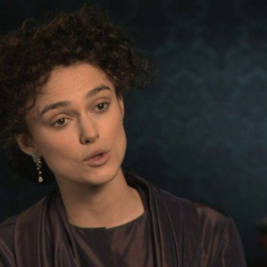 Keira Knightley über die Arbeit mit Choreographer Sidi Larbi Cherkaoui - OV-Interview Poster