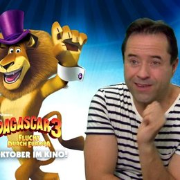 Jan Josef Liefers - Alex - über die Entwicklung von Animationsfilmen - Interview