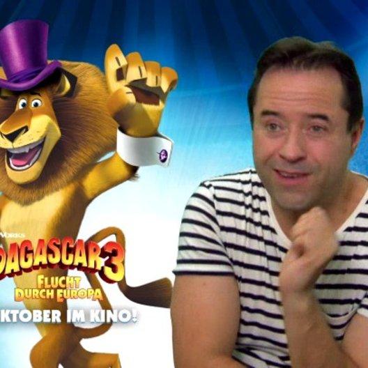 Jan Josef Liefers - Alex - über die Entwicklung von Animationsfilmen - Interview Poster
