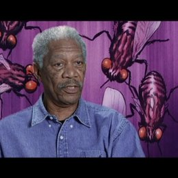 Interview mit Morgan Freeman (Sloan) - OV-Interview