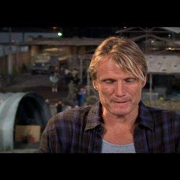 Dolph Lundgren über seine Rolle - Teil 1 - OV-Interview Poster