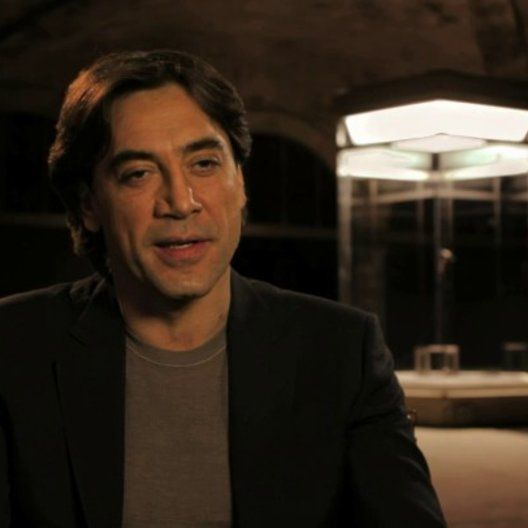 Javier Bardem über Judi Dench - OV-Interview