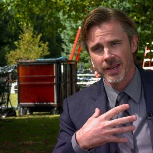 Sam Trammell - Michael - darüber, wie er von dem Projekt erfahren hat - OV-Interview Poster