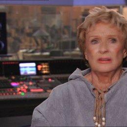Cloris Leachman (Gran) über die Kreativität des Film - OV-Interview