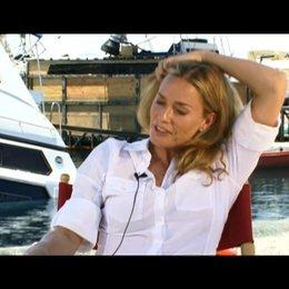 Elisabeth Shue (Julie Forester) über die Dreharbeiten - OV-Interview