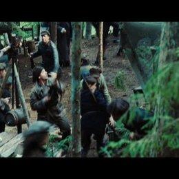Flucht aus dem Waldlager - Szene