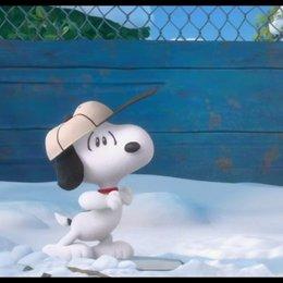 Die Peanuts - Der Film (VoD-BluRay-DVD-Trailer) Poster