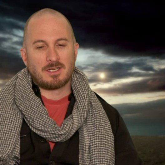 Darren Aronofsky - Regisseur und Co-Drehbuchautor - warum Hollywood gerade an Bibelgeschichten Interesse hat - OV-Interview Poster