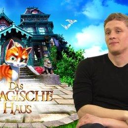 Matthias Schweighöfer - Thunder - über seine Rolle Thunder - Interview Poster