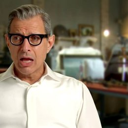 Jeff Goldblum - Krampf - über Johnny Depp - OV-Interview