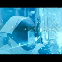 Roboter bauen BMW zusammen - Szene