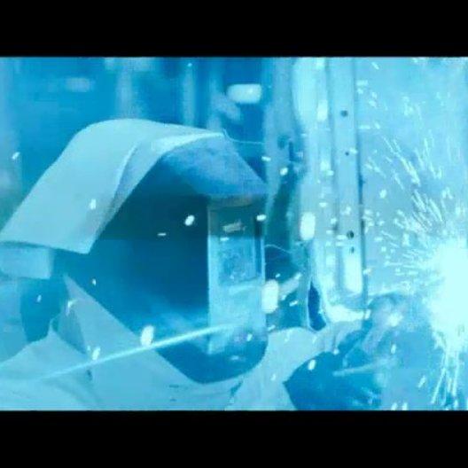 Roboter bauen BMW zusammen - Szene Poster