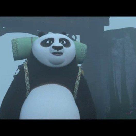 Das geheime Pandadorf - Szene Poster