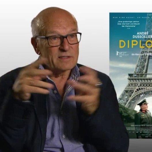 Volker Schlöndorff (Regie) über die Arbeit mit Schauspielern - Interview Poster