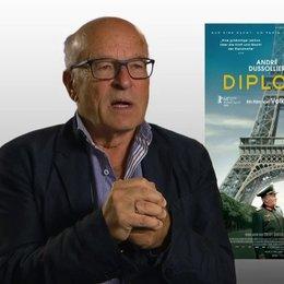 Volker Schlöndorff (Regie) über die Besetzung - Interview Poster