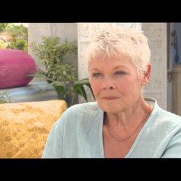 Judi Dench - Evelyn - über den Reiz dieses Projektes - OV-Interview Poster