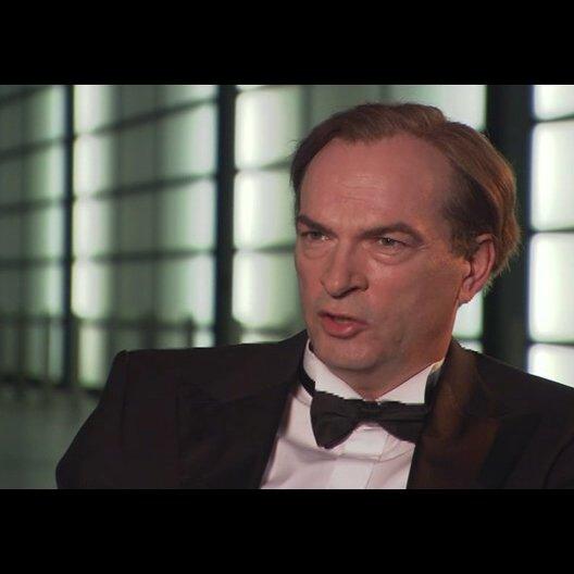 Herbert Knaup über seine Rolle - Interview