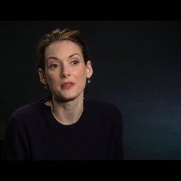 Winona Ryder über ihre Rolle 1 - OV-Interview