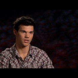 Taylor Lautner (Jacob Black) - darüber was die Zuschaür erwartet - OV-Interview