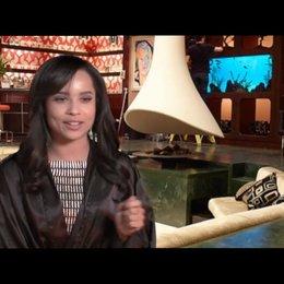 Zoe Kravitz über die Stimmung am Set - OV-Interview