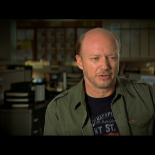 Paul Haggis (Regisseur) über Drehen in Pittsburgh - OV-Interview Poster