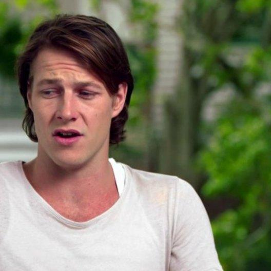 Luke Bracey - Young Dawson - über seine Rolle - OV-Interview