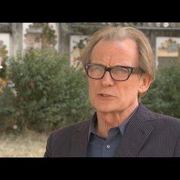 Bill Nighy - Douglas - über seine Rolle - OV-Interview