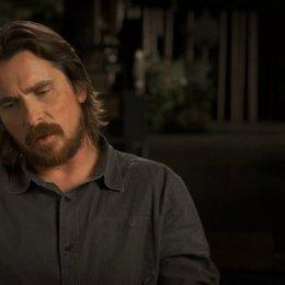 Christian Bale über die Grösse der Sets - OV-Interview Poster