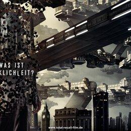 """Animiertes Poster zu """"Total Recall"""" mit coolem Auflösungs-Effekt! - Sonstiges Poster"""