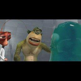 Monsters vs. Aliens - OV-Trailer Poster