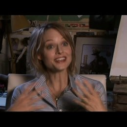 Interview mit Jodie Foster (Alexandra Rover) - OV-Interview Poster